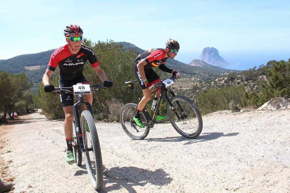 David Valero y Pablo Rodriguez ganadores de la Vuelta Ibiza MMR 2016 repiten en la #IBZMMR17