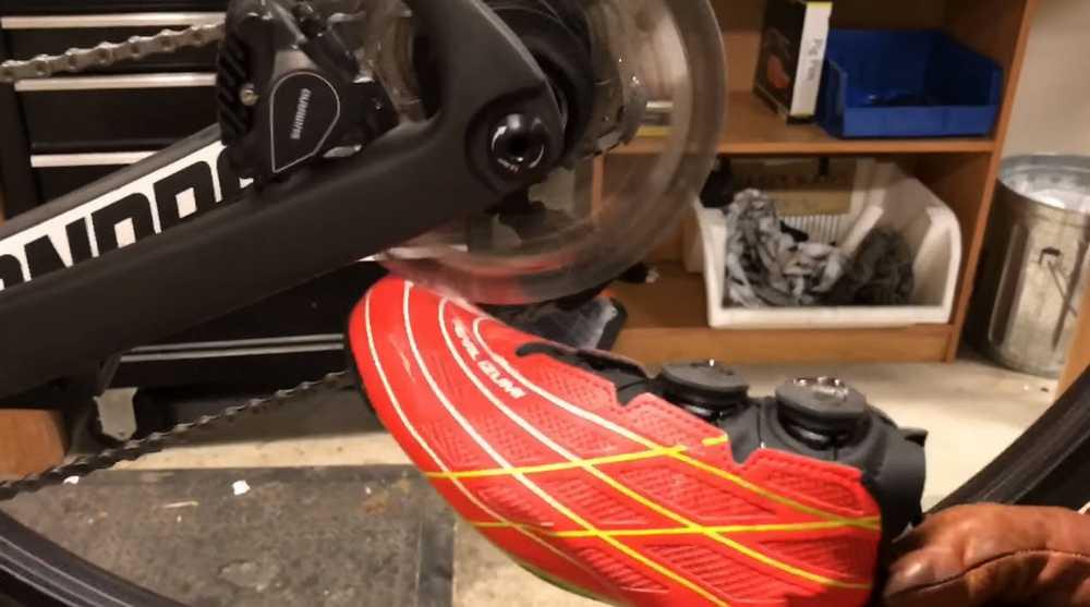 los frenos de disco no cortan