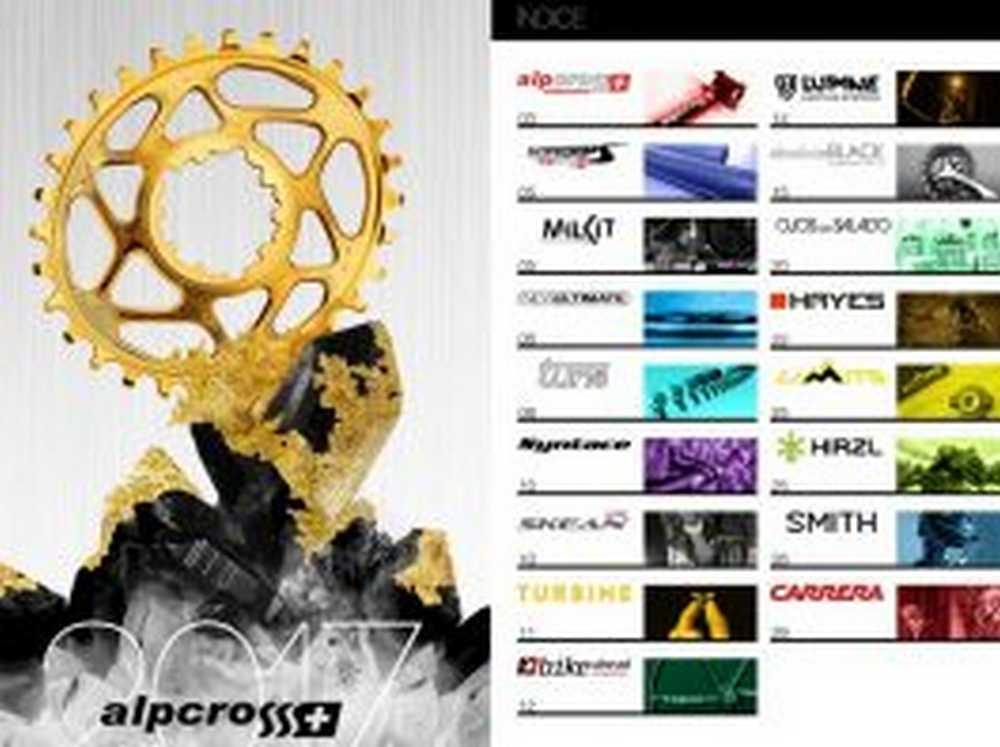 Alpcross catálogo 2017