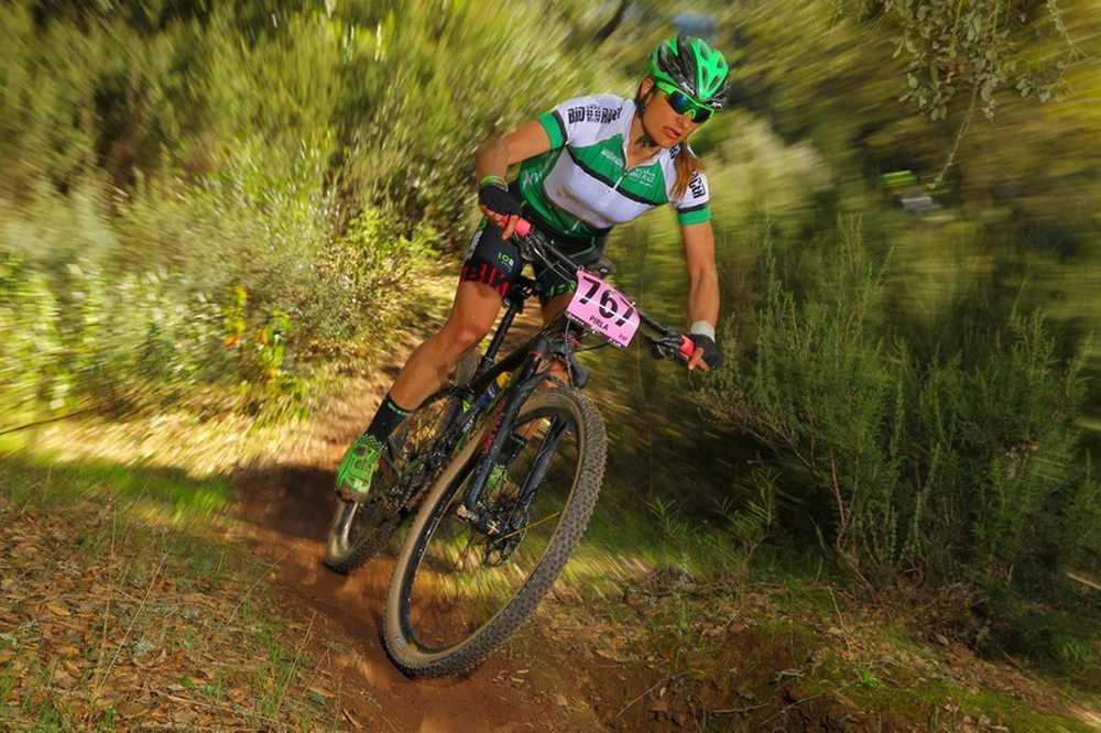 Clara Pirla (Iberobike- Vitoria Bikes by Atika) Andalucia Bike Race 2017