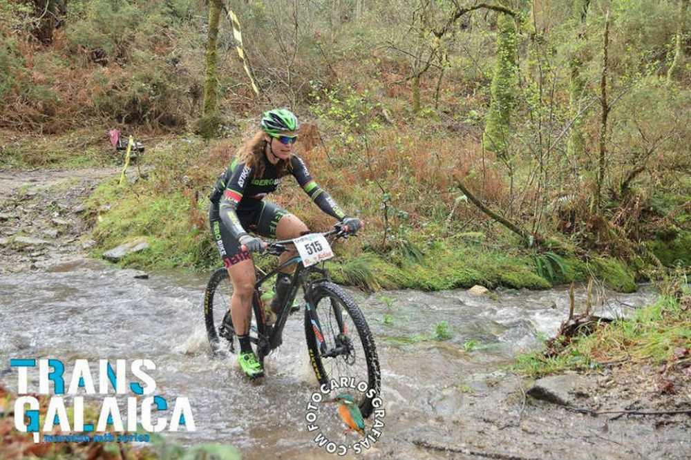 Crónica Transgalaica Oea Ames por Silvia Blaco ( Iberobike- BH Bikes)