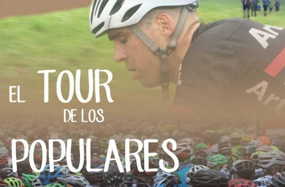 Documental Los 10.000 del soplao 2016 El Tour de los populares
