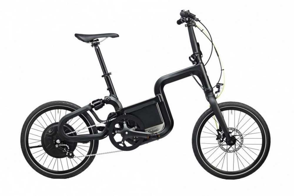 Kymco y su bicicleta electrica
