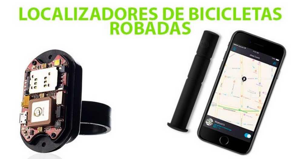 GPS PARA LOCALIZAR BICICLETA ROBADA
