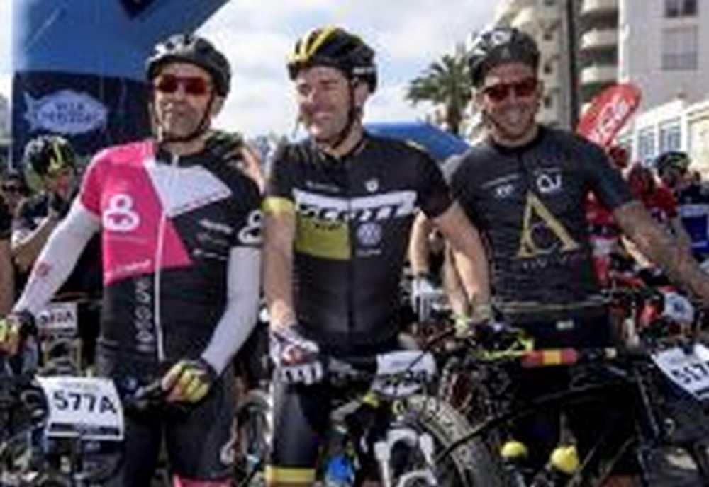 Marc Coma, Albert Cabestany o Roberto Merhi acudirán a la Vuelta a Ibiza MMR 2017 01