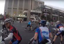 Cape Town Cycle Tour vientos de mas de 100 kmh