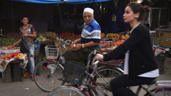 el machismo se combate con la bicicleta
