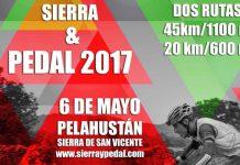 marcha sierra y pedal 2017