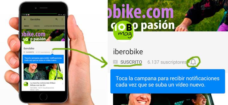 sorteo en iberobike