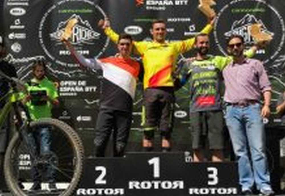 Podium Masculino Big Ride Ojen