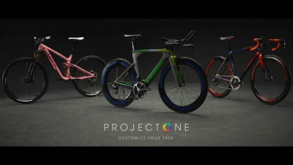 Trek Projet One