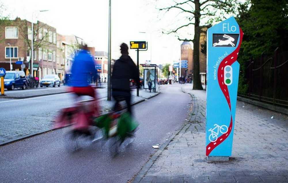 semáforos para ciclistas