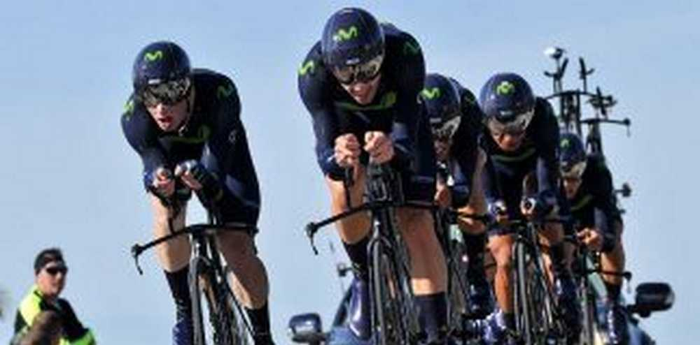 el movistar team del giro de italia 2017