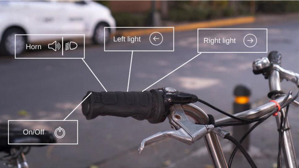 tuibo chaleco para ciclistas urbanos