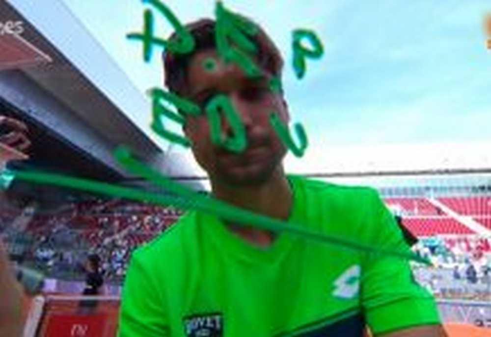 david ferrer dedica su victoria a los ciclistas asesinados
