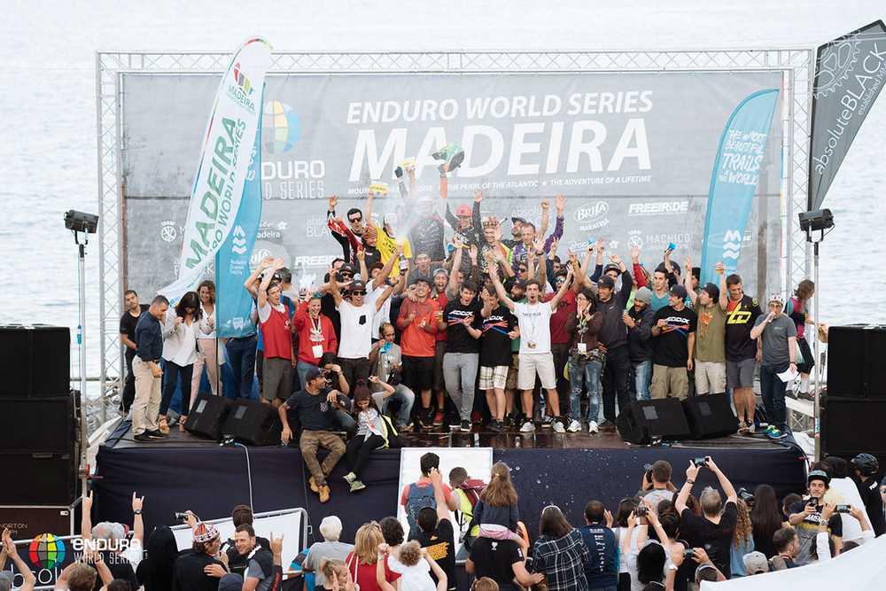 Video: Los mejores momentos del Enduro World Series 2017 en Madeira | Iberobike