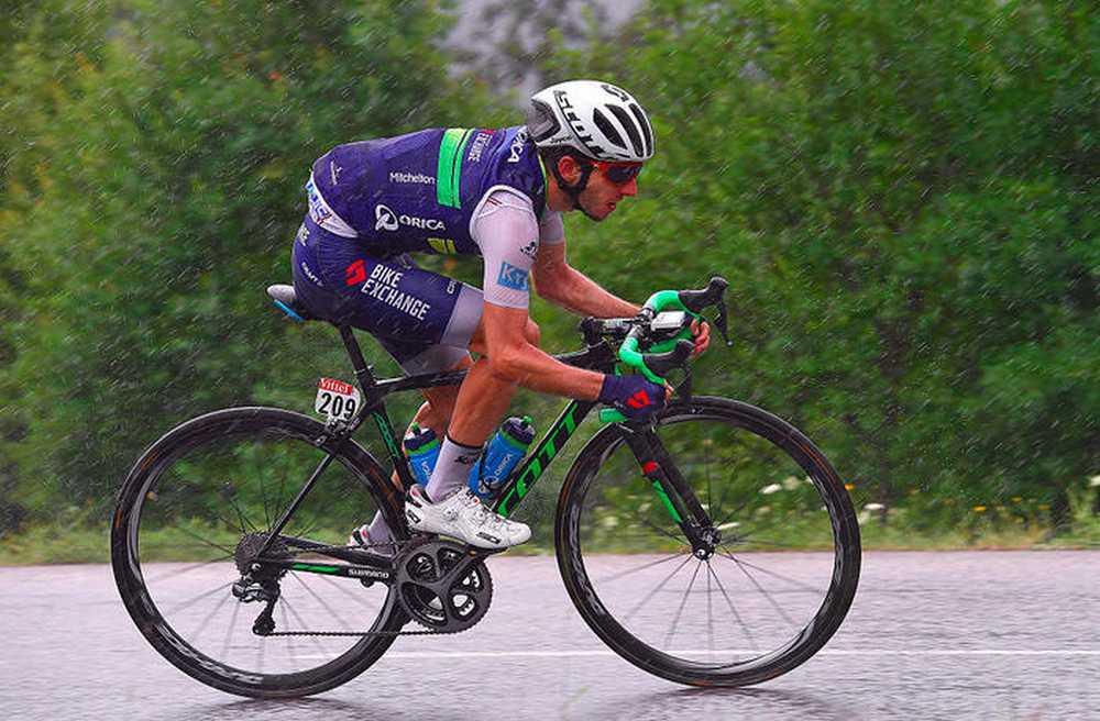 las bicicletas de los favoritos del giro de italia