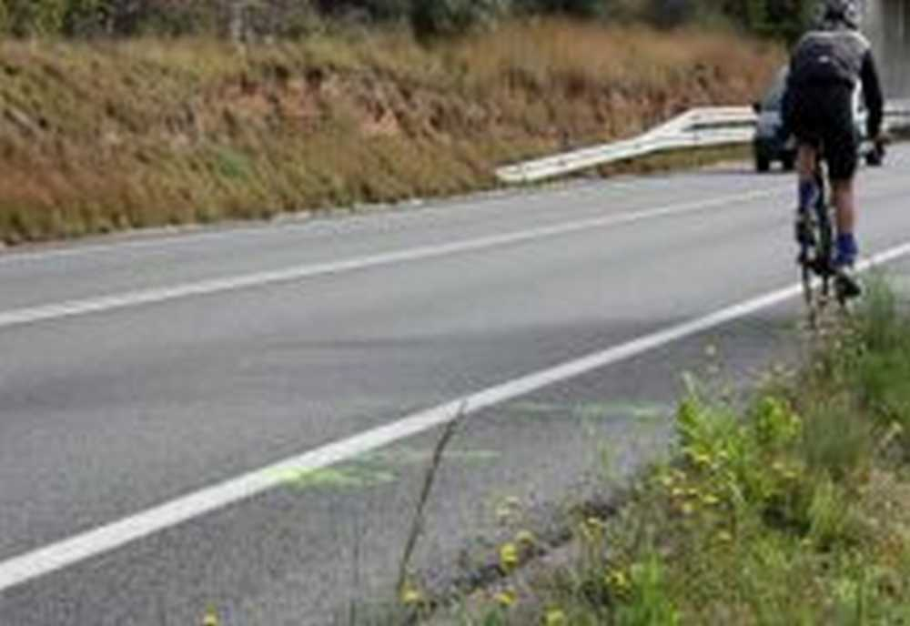 Detenida una conductora ebria y sin carnet que se dio a la fuga tras atropellar a un ciclista en Bigastro, Alicante