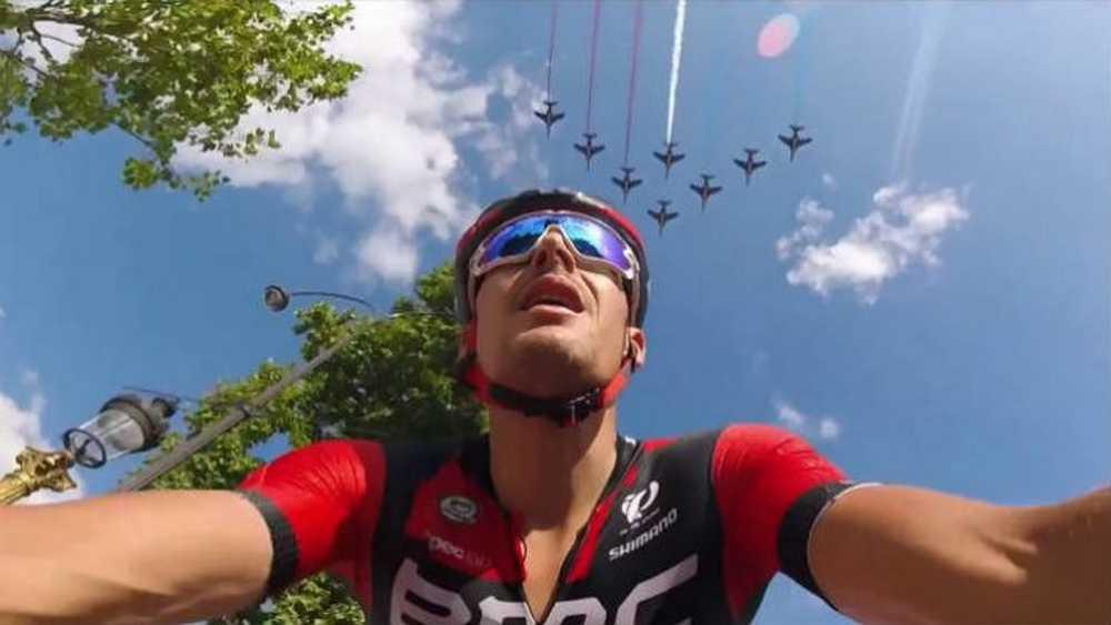 Vídeo promocional del Tour de Francia 2017