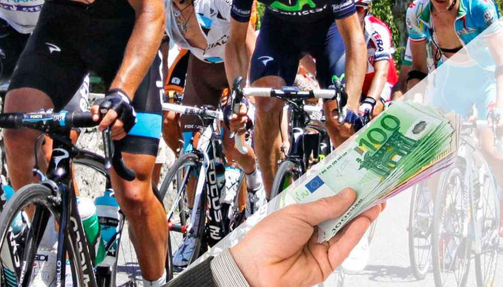 las apuestas en el ciclismo