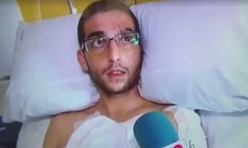 superviviente atropello de oliva