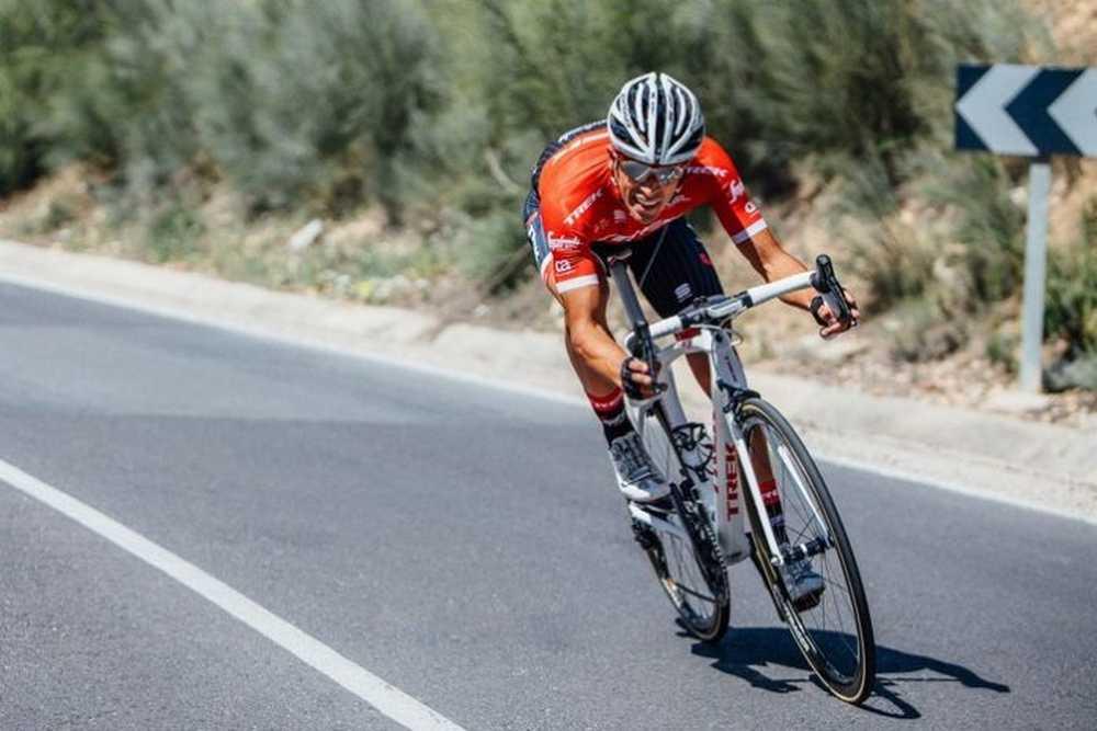 Alberto Contador la nueva Trek Emonda SLR