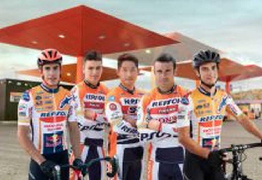 Campaña Repsol y DGT respecto al ciclista