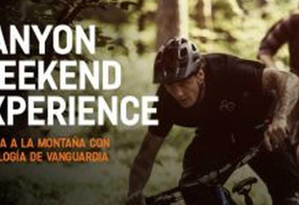 Canyon Weekend Experience Vilar