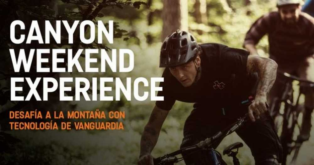 Canyon Weekend Experience Vilar