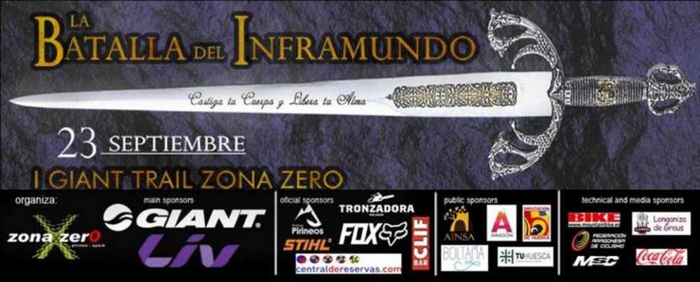 "I Edición del Giant Trail Zona Zero ""La Batalla del Inframundo"""