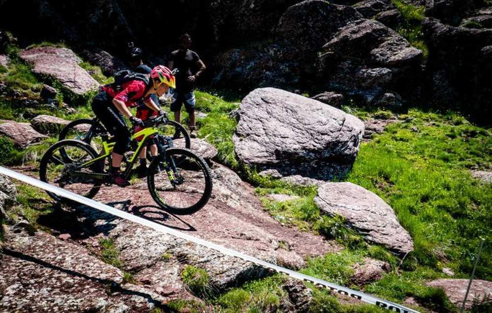 Miriam Alcantara Big Ride 2017