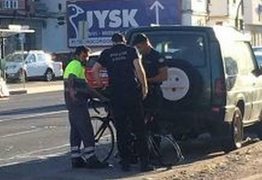 Un ciclista atropellado en Cordoba por un conductor drogado