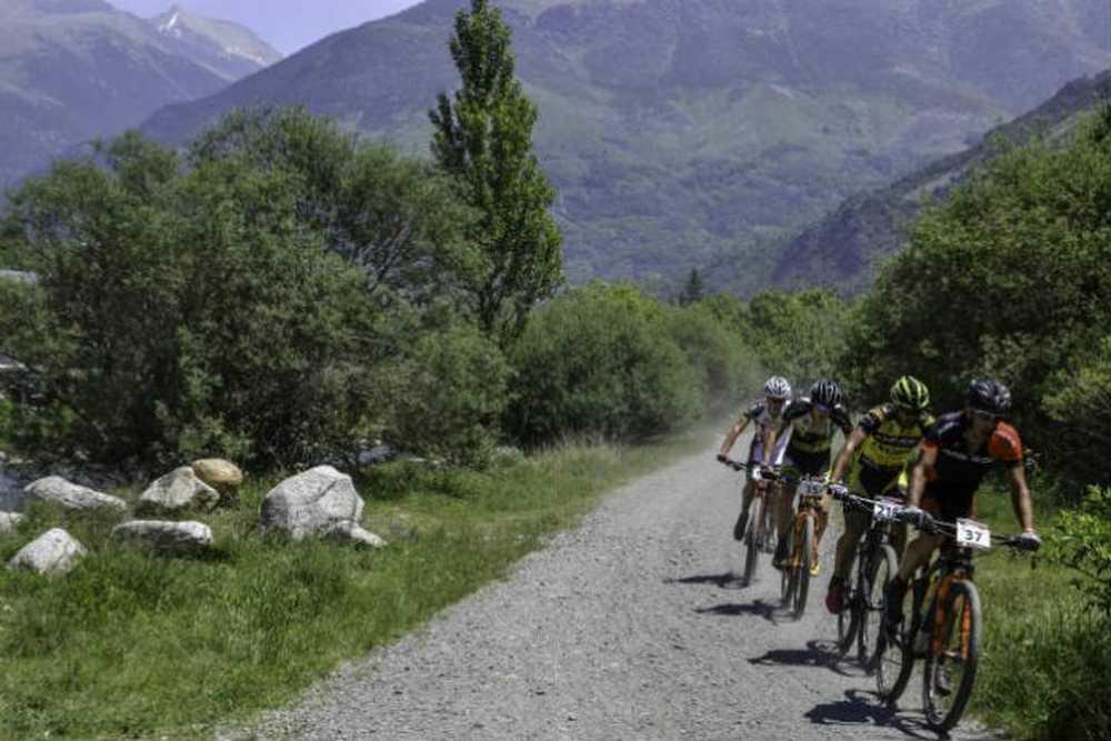 Vall de Boí acoge el Campeonato de Cataluña de BTT de Maratón