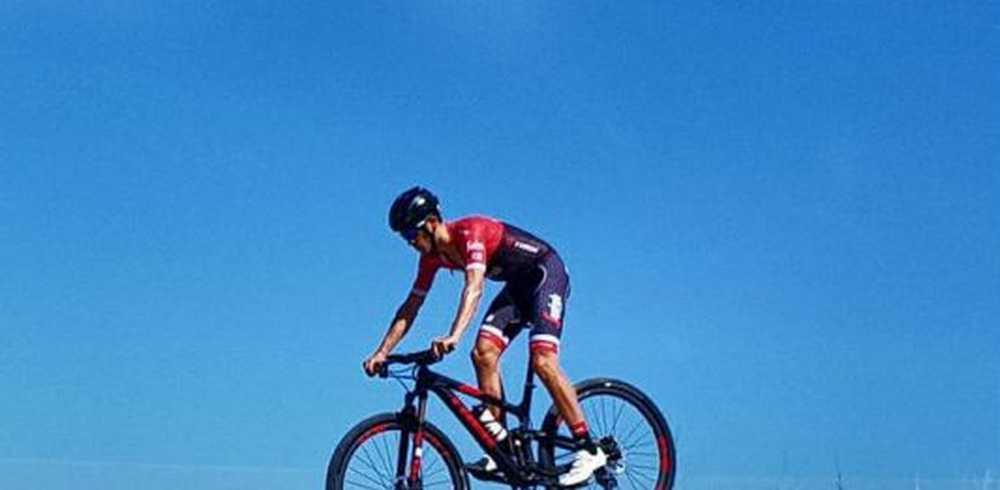 Alberto Contador se pasa al MTB