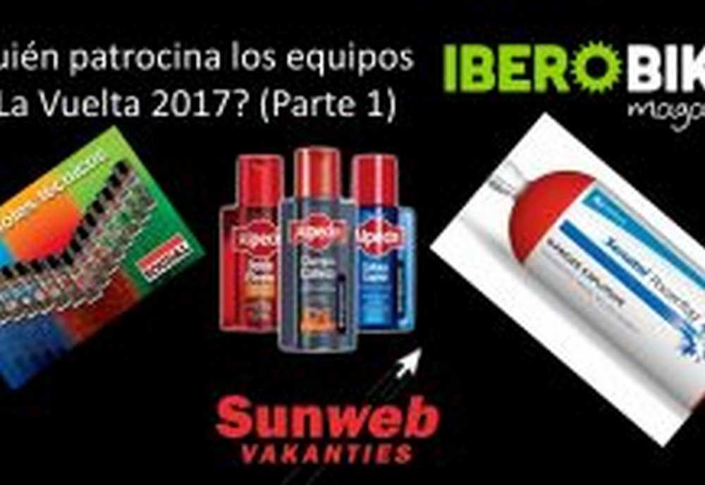 patrocinadores La Vuelta 2017