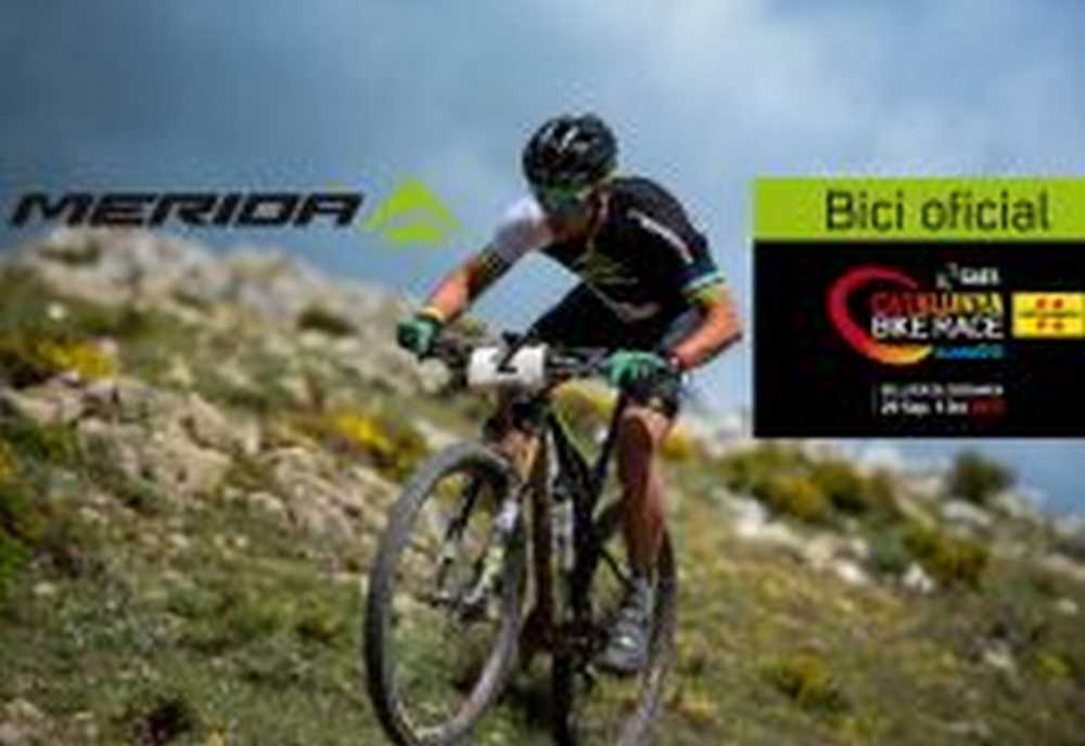 Merida Bikes bicicleta oficial de la Cataluña Bike Race presented by Shimano