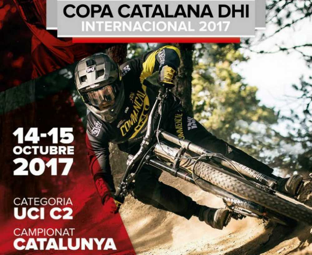 La Copa Catalana Internacional de DH finaliza en Vallnord el 14 y 15 de octubre