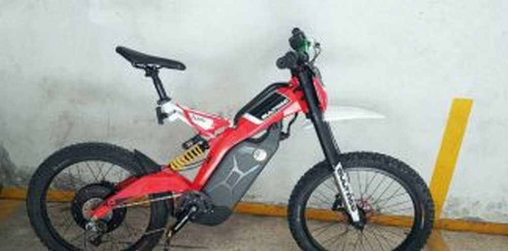 La Policía Local de Pontevedra interviene dos falsas bicis eléctricas