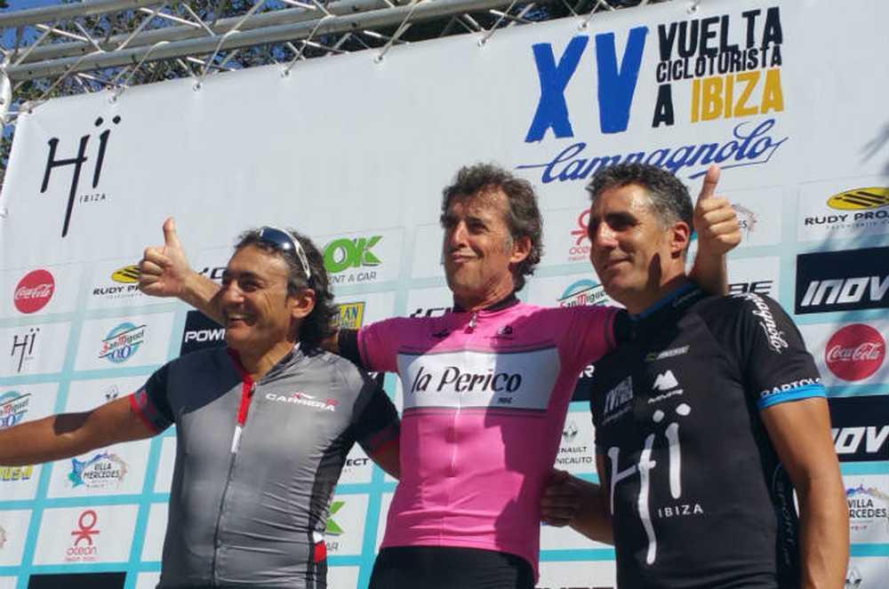 Vuelta Cicloturista a Ibiza 2017 Indurain, Delgado y Chiappucci