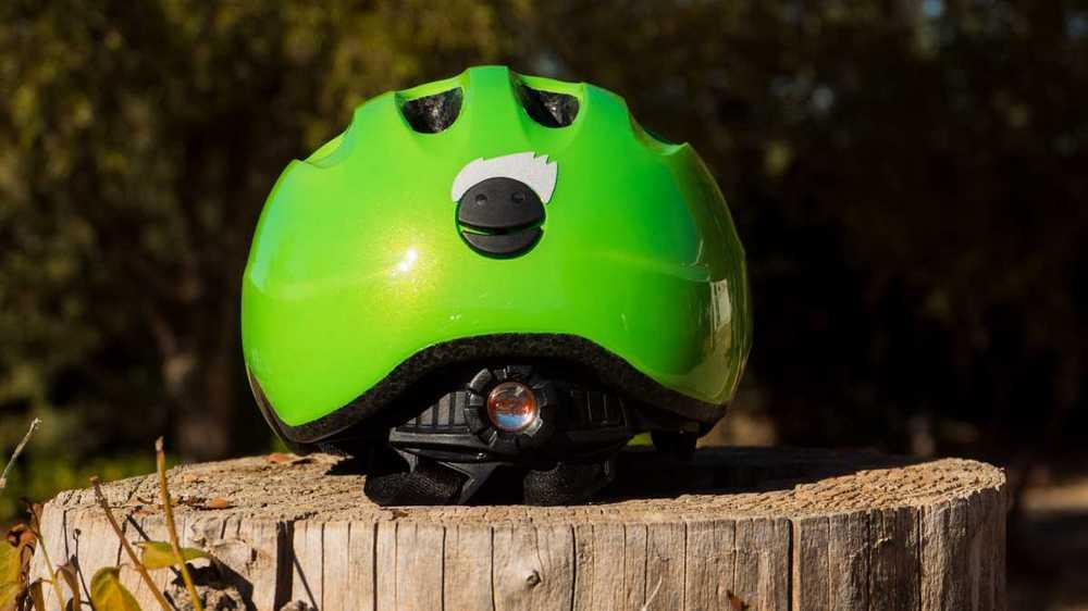casco bicicleta para niños