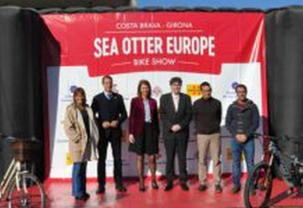Cannondale sponsor principal Sea Otter Europe Costa Brava-Girona Bike Show 2018