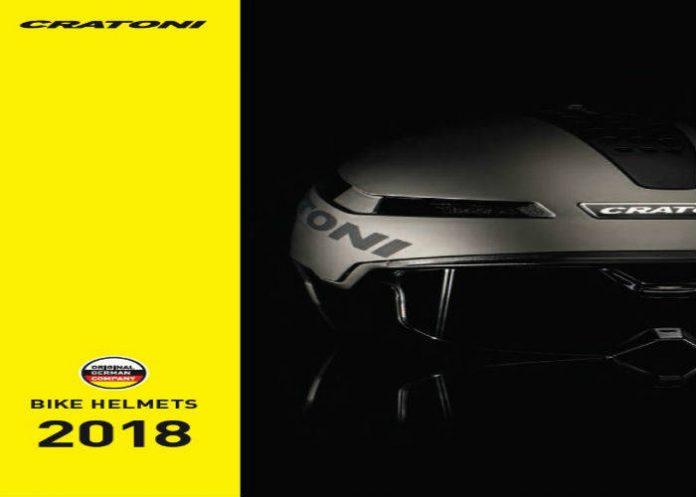 Catálogo cascos Cratoni 2018