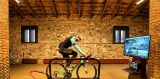 Vídeo Tomi Misser entreno de intervalos en el trainer Oreka Training