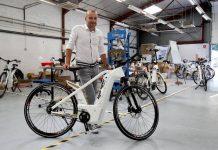 Bicicleta de hidrógeno