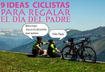 dia del padre ideas para regalar a ciclistas