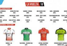 Euskadi-Murias, Burgos-BH, Caja Rural y Cofidis invitados a la Vuelta 2018