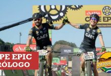 Vídeo Imparables en la Cape Epic 2018
