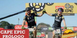 Vídeo Imparables en la Cape Epic 2018
