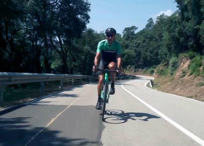 Vídeo Preparación física con Tomi Misser, trabajar la resistencia con la bici de carretera