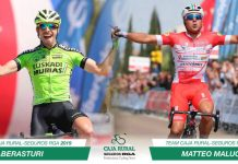 Jon Aberasturi y Matteo Malucelli los nuevos velocistas del Caja Rural-Seguros RGA